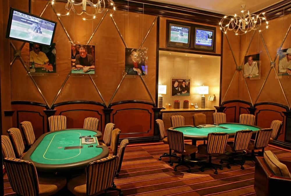 Bobby's pokerroom, Bellagio Casino