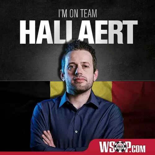 Kenny Hallaert, 1 van de November Niners 2016, plek 4