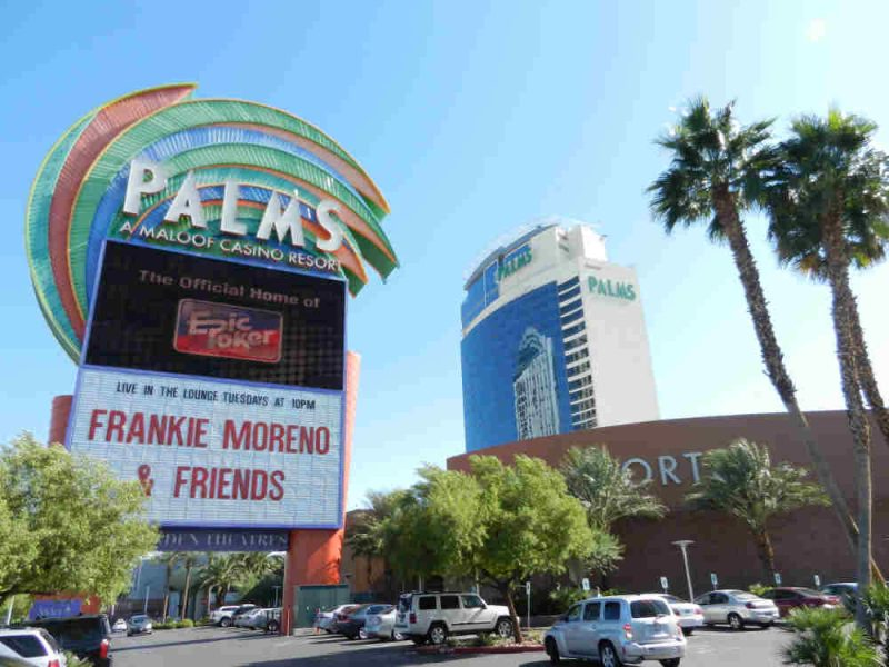 Het Palms Casino in Las Vegas
