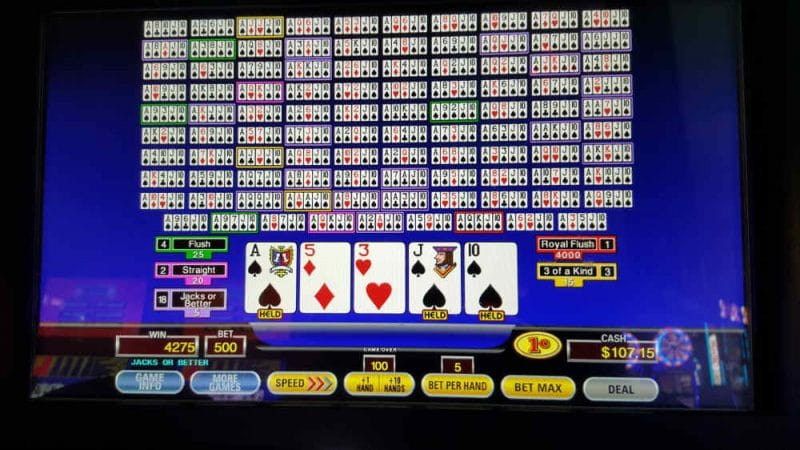 video-poker-las-vegas