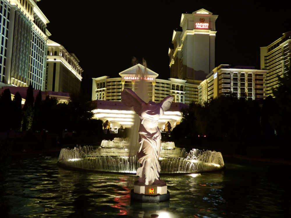 Caesars Palace Hotel en Casino