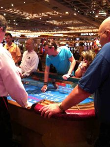I'm the Shooter, I Love Craps :-)