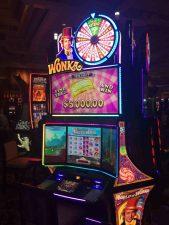 Willy Wonka Jackpot gevallen in Las Vegas