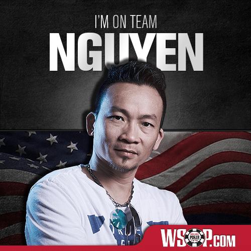 Qui Nguyen WSOP