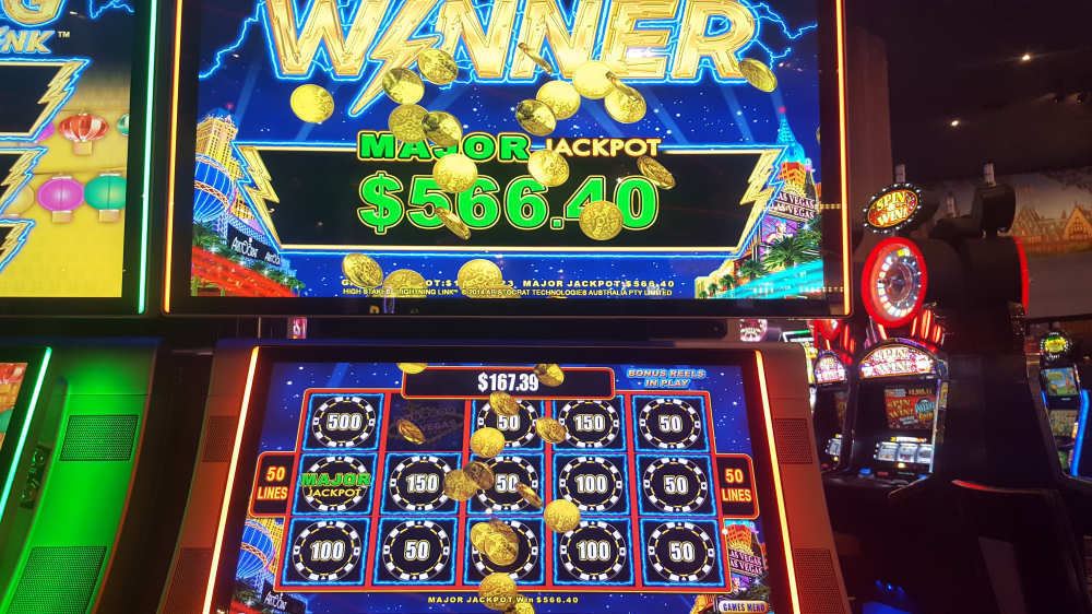 casino win las vegas