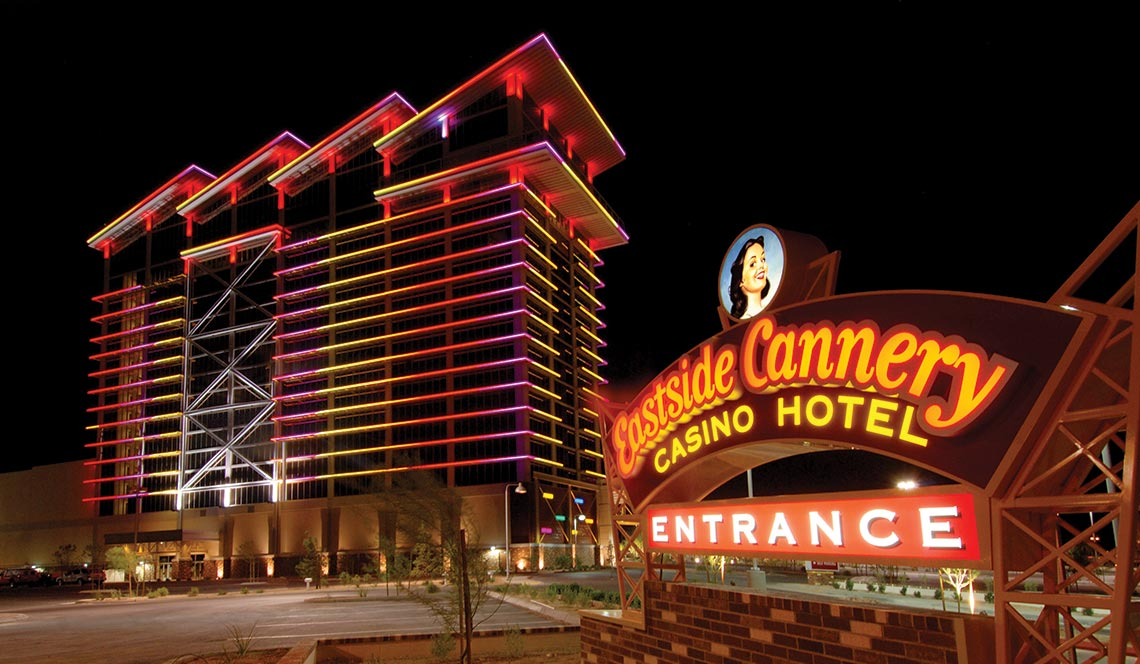 Eastside Cannery Hotel en Casino