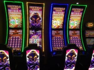 Buffalo Grand Jackpot is gevallen in het Ellis Island Casino