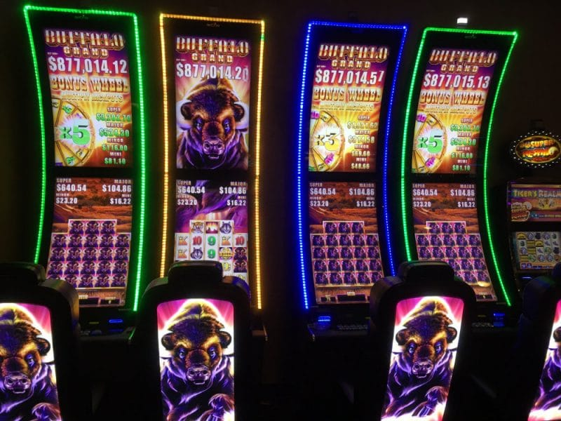 Video van Grand Jackpot Buffalo Grand gokkast