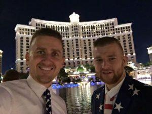 The Vegas Brothers zijn goed bezig in Las Vegas