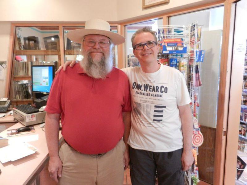 LasVegasNic bezoekt het Clark County Museum
