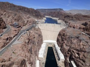 LasVegasNic bezoekt The Hoover Dam en Boulder City