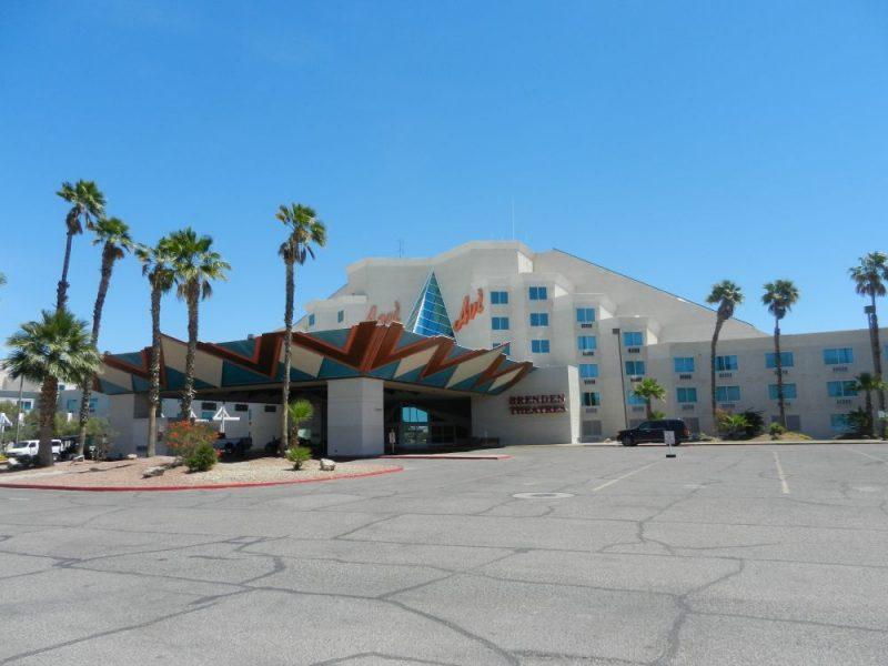 Laughlin bezoeken, een kleine casinostad niet ver van Las Vegas