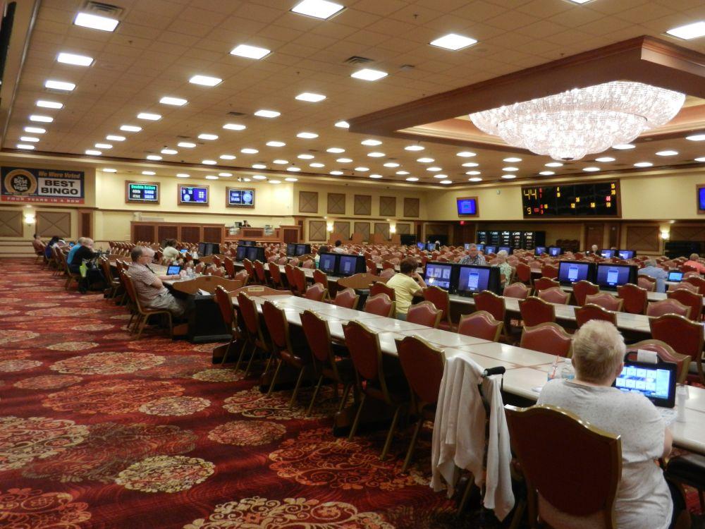South point casino bingo prices