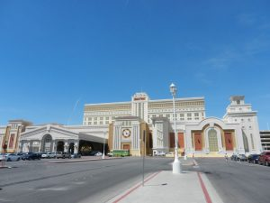 South Point Casino en The M Resort Casino in Las Vegas