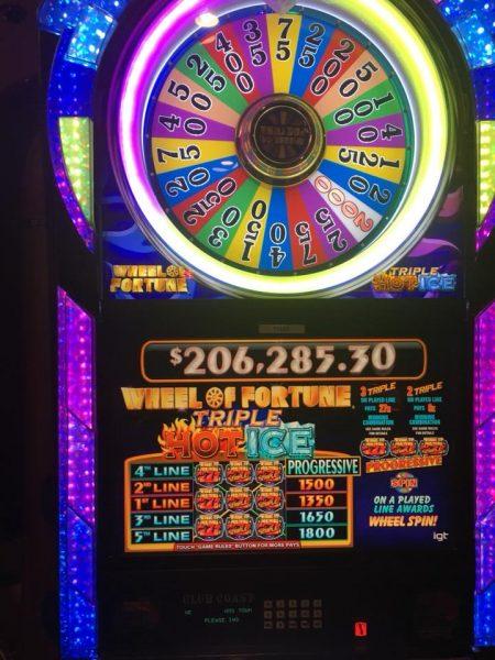 21 jaar geworden en dan meteen een jackpot in Las Vegas winnen