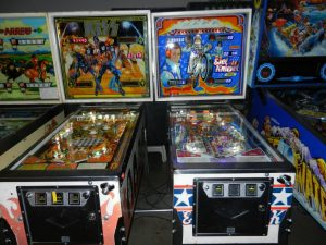 Pinball Hall of Fame, flipperkastmuseum in Las Vegas