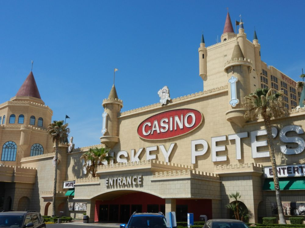 Whiskey Pete's Casino in Primm