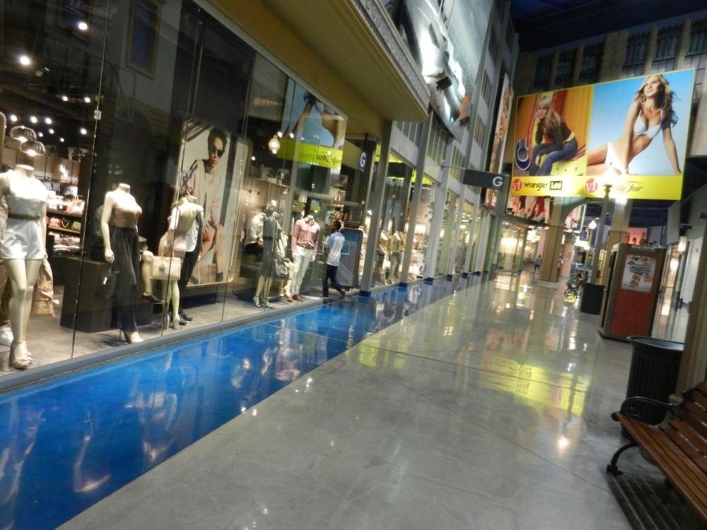 Genoeg winkelplezier in winkelcentrum Fashion Outlets Las Vegas