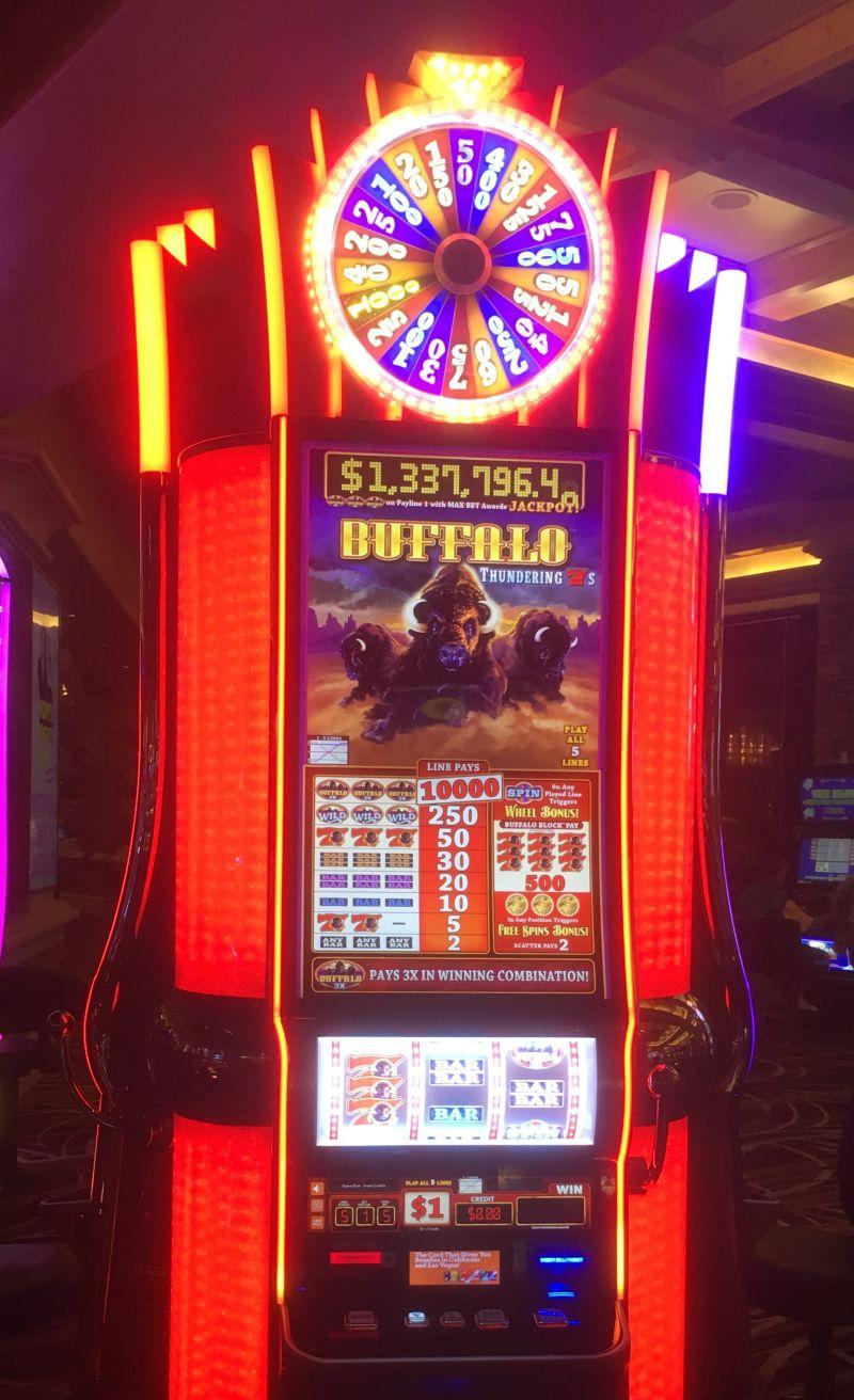 jackpot wheel
