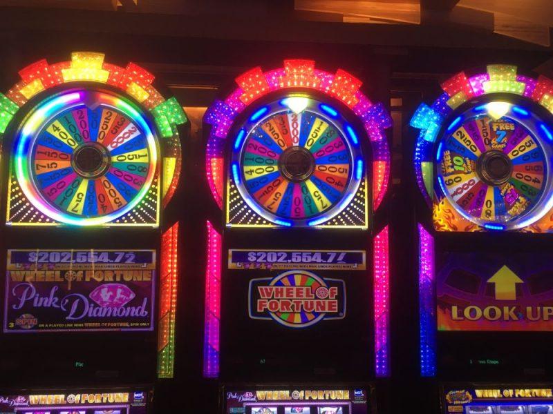 Zijn er nog jackpots gevallen in Las Vegas?