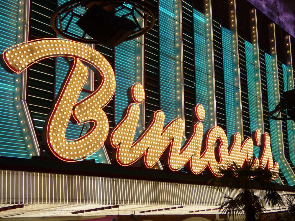 Binions is één van mijn Neon favorieten