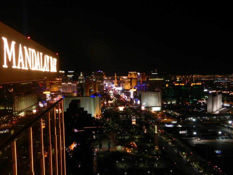 Mijn laatste dagen op The Strip in Las Vegas