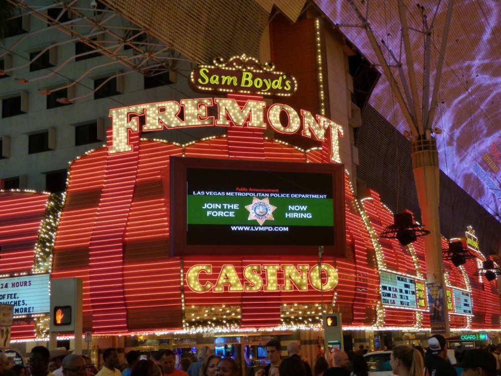 Dit vind ik gaaf aan Downtown Las Vegas oude Neons
