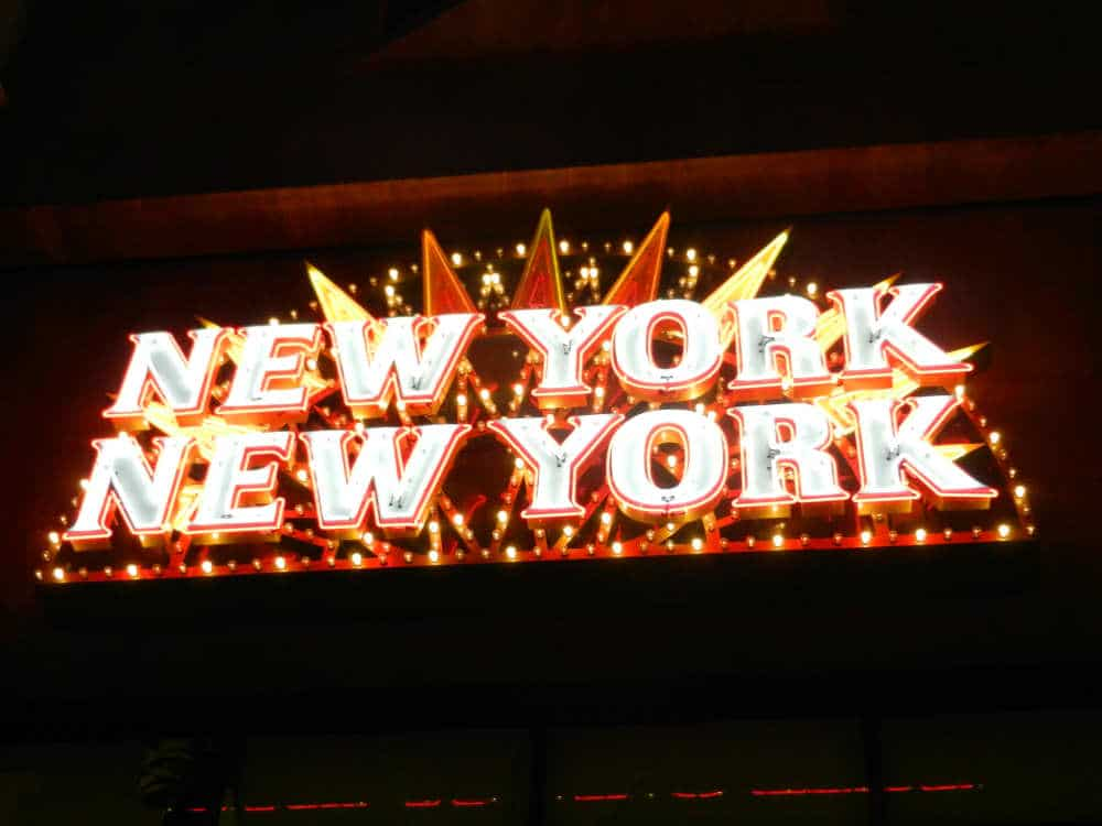 Mooie NY - NY Neons :-)
