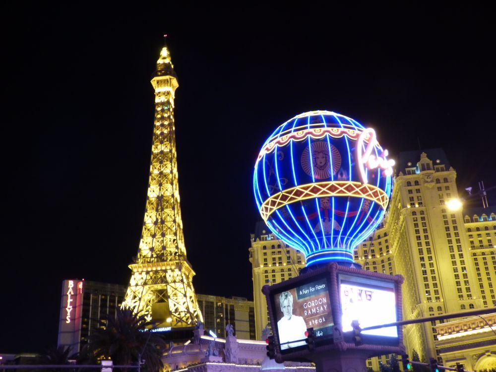 Het Paris Hotel In Las Vegas