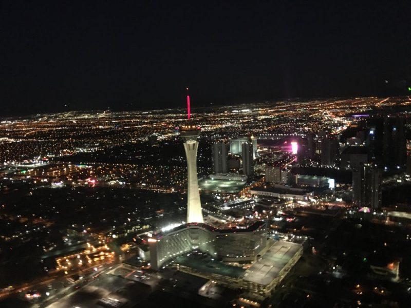 De achtste Las Vegas trip voor Craps 4 Fun
