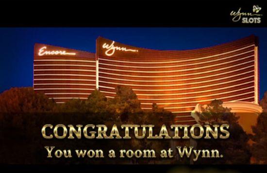 Speel Wynn Slots en slaap gratis in het Wynn Hotel in Las Vegas!