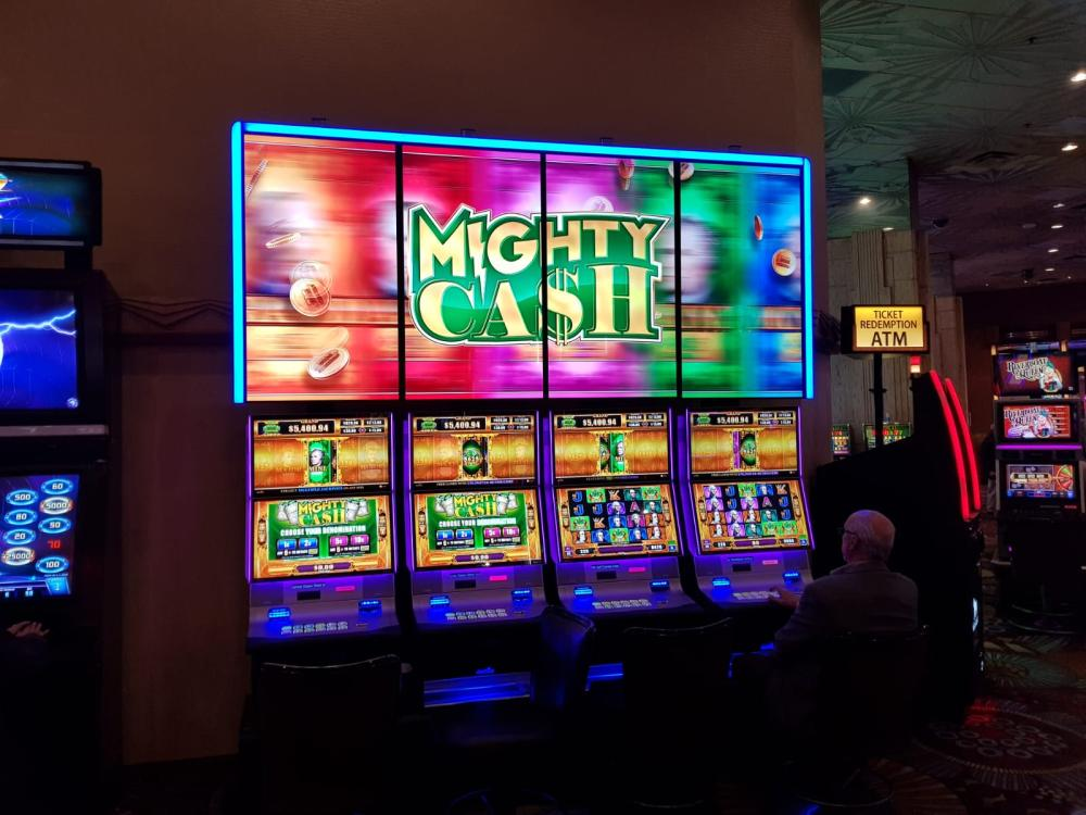 Mighty Cash in MGM Grand Casino