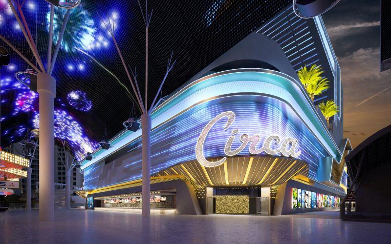 Grand Opening van het Circa Casino
