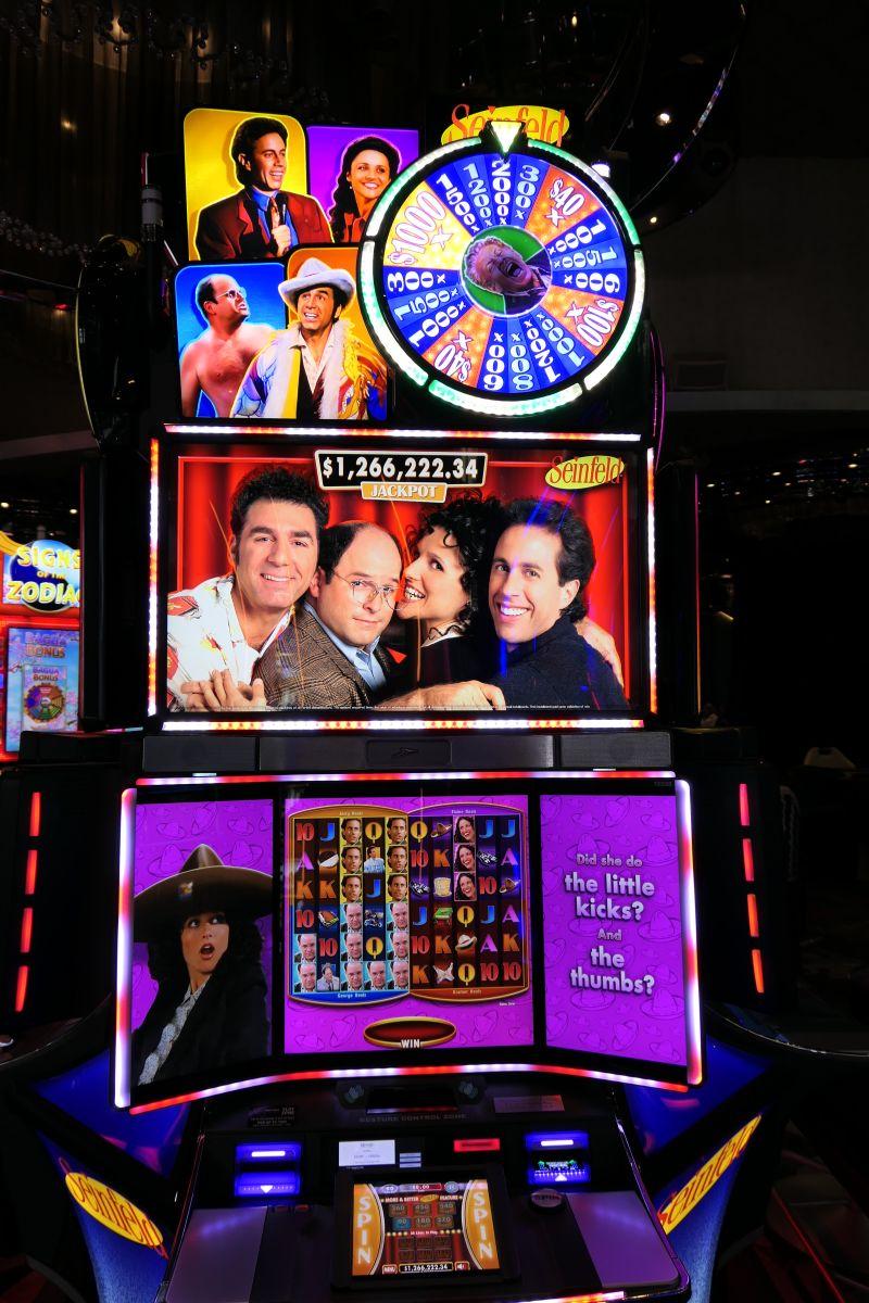 Las Vegas Jackpot gevallen in Cosmopolitan Casino