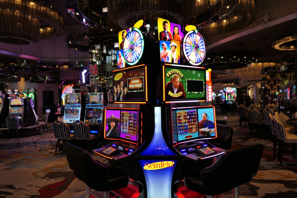 Seinfeld gokkasten in Cosmopolitan Casino