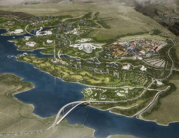 Overzicht Elysium City
