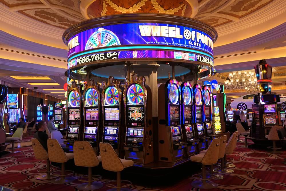 Las Vegas Jackpots, Wheel of Fortune Jackpot