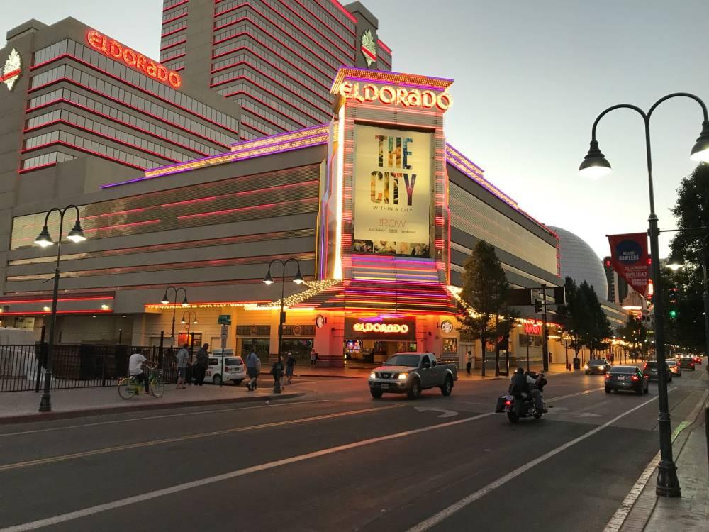 Het vlaggenschip van Eldorado Resorts, het Eldorado Casino in Reno.